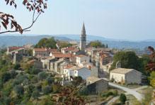 Draguc, Istria