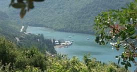 Lim Fjord in Istria