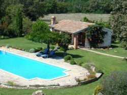 The Little House sleeps 2 in Matulini, Istria