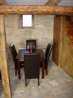 Dining area, groundfloor, barn