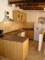 Main kitchen in house in Kovaci, Istria